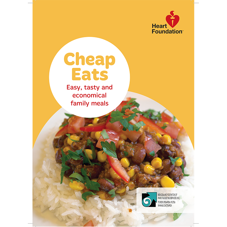 Cheap eats cookbook heart foundation forumfinder Choice Image