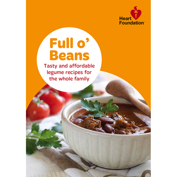 Full o beans cookbook heart foundation forumfinder Image collections